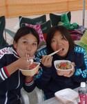 サマンサ&ホタテ.JPG