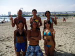 ドキュメント、女のビーチバレー、本日の参加者.JPG